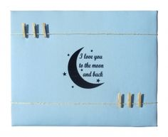 Babyshop@Home - Kidsware Licht Blauw Memobord Kinderkamer Accessoires