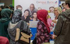 Jobbörse für Flüchtlinge: Endlich arbeiten - SPIEGEL ONLINE - KarriereSPIEGEL