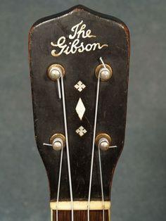 GIBSON UKE-3 SOPRANO UKULELE (c.1927)