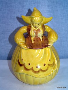 Your place to buy and sell all things handmade Cookie Containers, Cookie Jars, Charles Murphy, Red Wing Pottery, Vintage Cookies, Ceramic Decor, Windmills, Canisters, Glass Jars