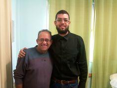 Pastor Jorge Rodrigues,da Comunidade Ramá de Vila de Cava.
