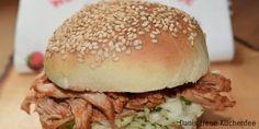 Danis Pulled Chickenburger Thermomix® Rezept - Danis treue Küchenfee