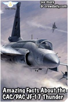 Amazing Facts About the CAC/PAC JF-17 Thunder  #AmazingFacts #Facts #CAC #PAC #JF17 #Thunder #JF17Thunder #aircraft #Aviation #AirForce #forces #fighters #fightersjets #jets #crewdaily Air Force Images, Ac 130, Pakistan Army, Military Operations, Head Up Display, Aircraft Design, Amazing Facts, Thunder, Fun Facts