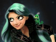 18 Emo Versions Of Popular Cartoon Characters | SMOSH
