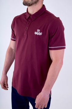 Made with ❤️ polo shirt shirts menswear designer old oxblood   http://usual-suspect.com/products/polo-shirts-for-men-plain-logo-designer-polo-shirt-classic-old-oxblood-pique-polo?utm_campaign=crowdfire&utm_content=crowdfire&utm_medium=social&utm_source=pinterest #fashion #fashionblogger #fashionable #fashionstyle #fas#fashionweek #fashionaddict #fashionkids #fashionshow #fashionlover #fashiondesigner #fashiondaily #fashionhijab #fashiongirl #fashionstylist #fashionista #fashionblog…
