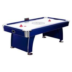 Indoor Games Ingenious Air Hockey Table 48 Inch Powered Electronic Indoor Game Room Kids Funny Play Sophisticated Technologies Air Hockey