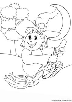 Halloween Coloring Books For Grown Ups Autumn