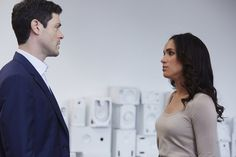 """Suits Season 4 Episode 3 """"Two In The Knees"""" Guide and Photos Suits Season, Season 4, Brendan Hines, Suits Episodes, Logan Sanders, Tv Reviews, Tv Guide, Episode 3, Meghan Markle"""