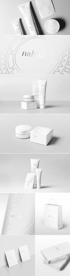 Nahua Cosmetics — The Dieline - Branding & Packaging Design
