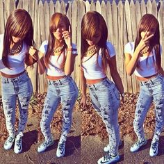 cute ♔Life, likes and style of Creole-Belle ♥