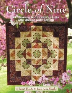 Circle of Nine by Janet Houts and Jean Ann Wright - love it!