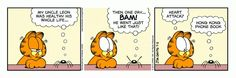 Garfield & Friends | The Garfield Daily Comic Strip for July 02nd, 2015