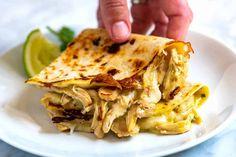 All You Need Is, Chicken Quesadillas, Salsa Verde, Chicken Tenders, Chicken Breasts, Thing 1, Fresh Herbs, Roast, Vegetarian