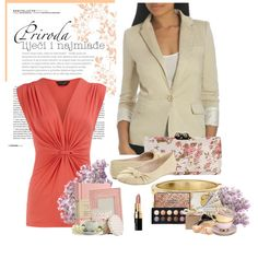 Spring Fling, created by krystal-riffe on Polyvore