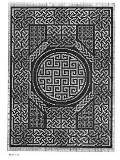 Gallery.ru / Фото #41 - Celtic Charted Designs - thabiti. For royal alpaca?