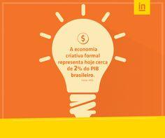 #creativity #criatividade #ideia #industria #criativa #industriacriativa #dado #brasil #brazil #pesquisa #innovare #innovarepesquisa