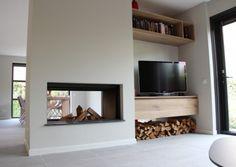 Elmi interieur en meubelontwerp denkt ook mee uw haard! Voor meer informatie www.elmijansen.nl ontwerp - open haard - meubelontwerp - interieur - gezellig