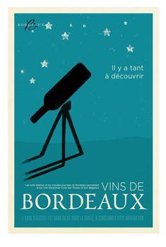 Campagne publicitaire des vins de Bordeaux