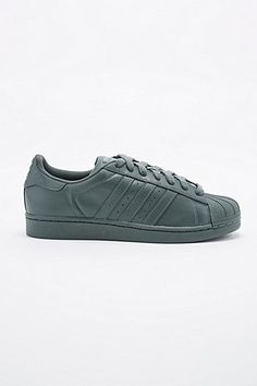 Adidas X Pharrell Supercolor Superstar Trainers in Grey