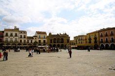 Trujillo's Plaza Mayor