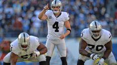 Raiders in hurry-up-and-wait mode regarding Las Vegas, Derek Carr extension