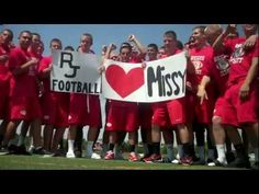 RJ Football Call Me Maybe, in response to Missy Franklin mentioning them in an NBC interview