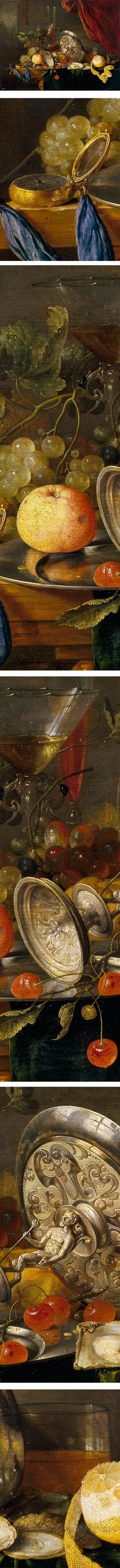 Eye Candy for Today: Jan Davidsz de Heem still life