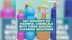 How to make homemade cleaning products