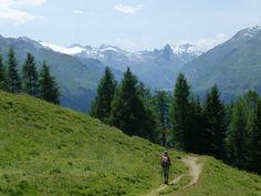 Walserweg stage 3 : Tomülpass Alps, Switzerland, Stage, Hiking, Walks, Trekking, Hill Walking, Scene