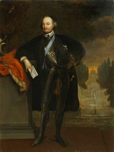 """Jan de Baen, Johann Moritz von Nassau-Siegen, um 1670    Johann Moritz Fürst von Nassau-Siegen, niederl. Johan Maurits van Nassau-Siegen, genannt: """"Der Brasilianer"""", (* 17. März[1][2], 17. Juni[3][4] oder 18. Juni[5] 1604 zu Dillenburg; † 20. Dezember 1679 in Berg en Dal in Groesbeek) war ein niederländischer Feldmarschall. (Wikipedia) Groesbeek"""