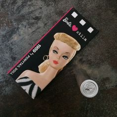 Barbie Loves Stila #1 Ponytail Doll 1959 Set Limited edition, no longer made release. Neither used. Lipstick: ponytail. Palette: eyeshadow lid, eyeshadow liner, & cheek color.  2006.  No trades & no pp. Sephora Makeup Eyeshadow