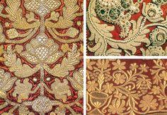 вышивка, вышивание, история рукоделия, вышивание картин, Лена рукоделие №11 2008