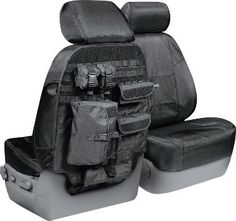 Cabela's: Coverking Tactical Seat Covers