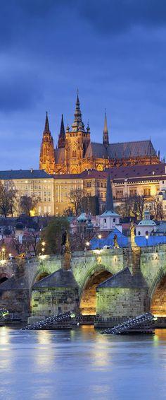 Com quem você iria para Praga, a capital da República Tcheca?