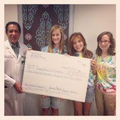 Kameron and Rachel Balhorn with DMC Children's Hospital of ...