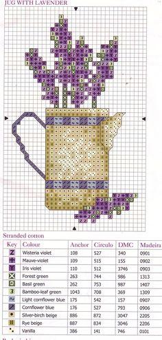 Lavender miniature