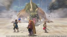 With Dragon Quest Heroes: The World Tree's Woe and the Blight Below set to be released in a little under two weeks
