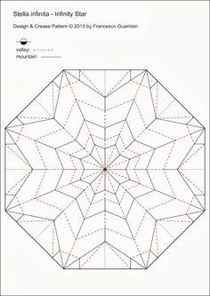 Origami-CP: Stella infinita - Infinity Star, Francesco Guarnieri