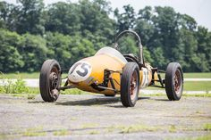 1958 COOPER MARK XII 500CC FORMULA 3 RACING SINGLE-SEATER