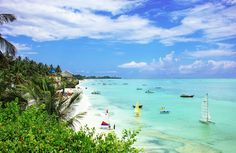 Mombasa North Coast Beach #mombasabeaches #mombasa #tembeakenya #discoverkenya #whyilovekenya