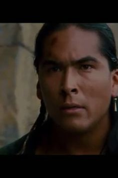 Eric Schweig in The Last Of The Mohicans gorgeous fellah!