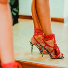 Luiza Barcelos #fashion #shoes #brazilianness www.brazilianness.com