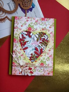HandmadebyRenuka: I DIE SET AND 5 CARDS WITH MAKER'S MARKET DIE OF THE MONTH KIT JANUARY 2017.