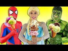 Spiderman vs Joker vs congelada Elsa Spider Man se beijando no filme do super herói da vida real Funny Movies, Comedy Movies, Good Movies, Baby Spiderman, Man Se, Funny Video Clips, Vida Real, Best Funny Videos, Girl And Dog