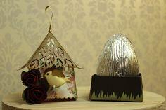 free studio files Easter bird house box favour DIY 3D