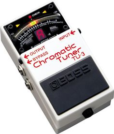 Guitar Pedal Tuner
