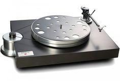 """1877PHONO ZV-5 Platine Vinyle avec bras """"9.5"""" Aluminium AESHNA Satin Noir / La platine #vinyle 1877PHONO ZV-5 est une table de lecture vinyle #analogique #audiophile stéréo offrant des solutions classiques emprunté aux grands noms du 33 Tours avec un design d'aujourd'hui."""