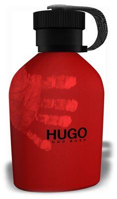 Red - HUGO BOSS. Aria di novità da Hugo Boss! Quando l'innovazione incontra il profumo, nasce Hugo Boss Red. Il flacone di questo profumo cambia colore a contatto con il calore del corpo! La fragranza ideale per l'uomo di tendenza.