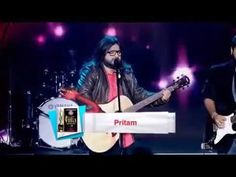 Pritam performance at IIFA Rocks Best Songs, Singing, Rocks, Channel, Entertaining, Shit Happens, Concert, Youtube, Concerts