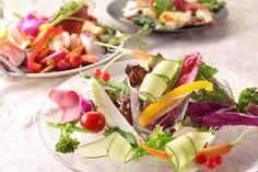 産直野菜のバーニャカウダBakery&Cafe Dining RACCOLTA(ラコルタ)